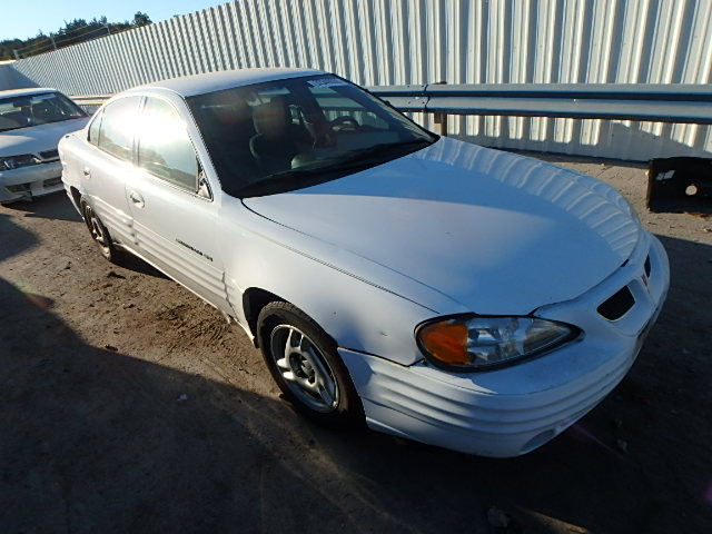 1999 PONTIAC GRAND AM S 2.4L