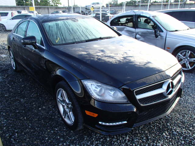 Auto auction ended on vin wddlj7db4ea111642 2014 mercedes for Mercedes benz of north miami