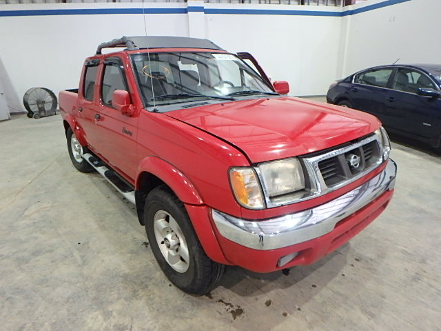 1N6ED27T2YC406553 - 2000 NISSAN FRONTIER X