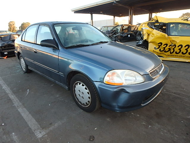 2HGEJ6621VH572441 - 1997 HONDA CIVIC