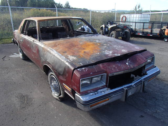 auto auction ended on vin: 4j47wag219907 1980 buick regal in