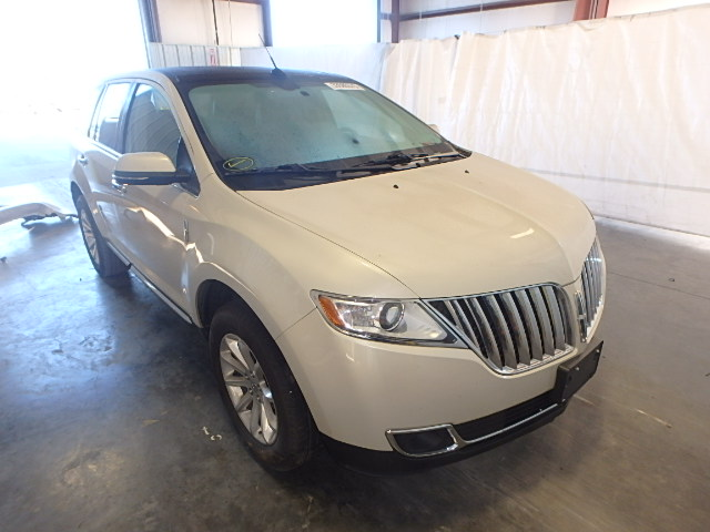 2014 LINCOLN MKX AWD 3.7L