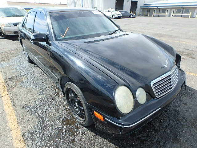 Auto auction ended on vin wdbjf70j52b432562 2002 mercedes for 2002 mercedes benz e430