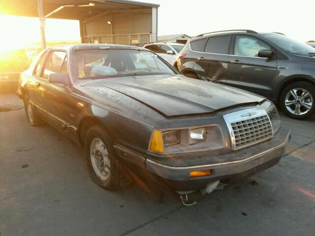1984 FORD TBIRD 2.3L