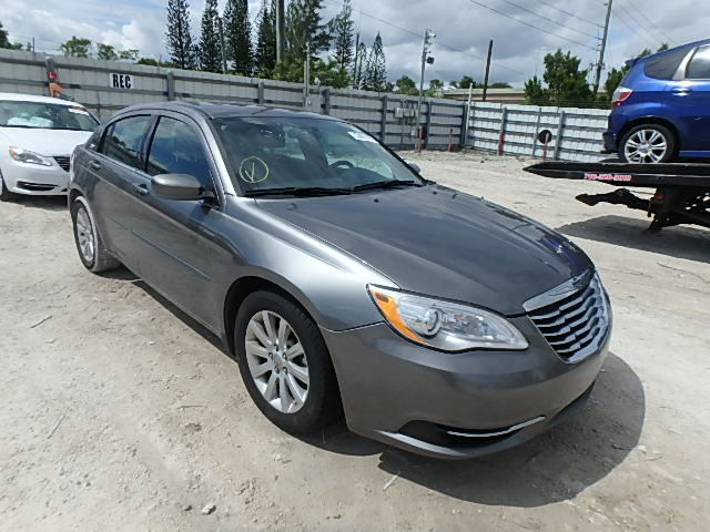 2013 CHRYSLER 200 TOURIN 2.4L