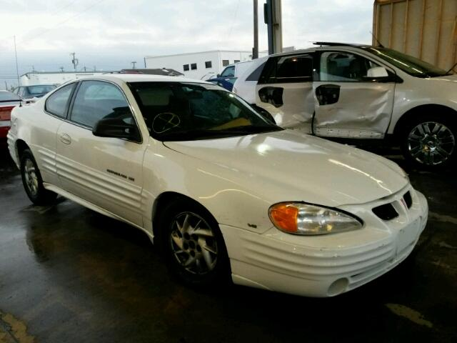 1G2NF12E11M504476 - 2001 PONTIAC GRAND AM S