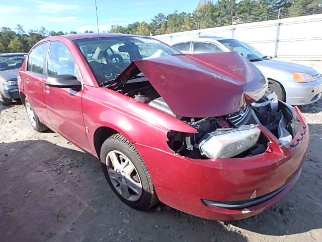1G8AJ55F66Z118211 - 2006 SATURN ION LEVEL