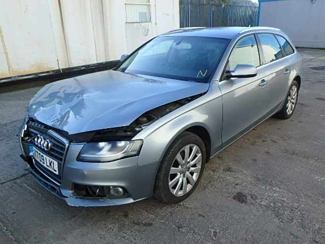 Auto Auction Ended On Vin Wauzzz8k2aa 2009 Audi A4 Avant S In Chester