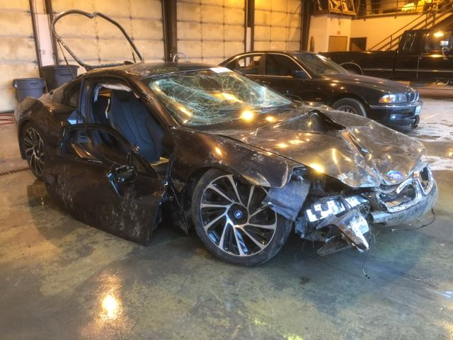 Auto Auction Ended On Vin Wby2z2c52fv391048 2015 Bmw I8 In Wa Graham