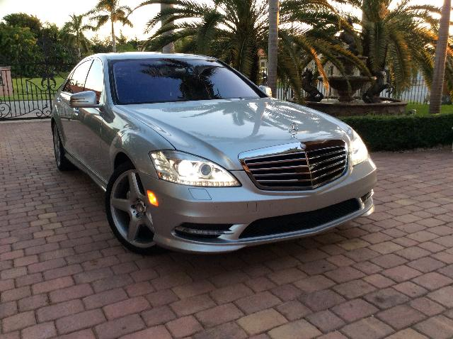 Auto auction ended on vin wddng7db3da507423 2013 mercedes for Mercedes benz s550 for sale in florida