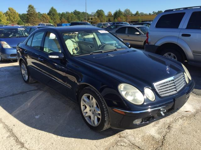 Auto auction ended on vin wdbuf70j43a119698 2003 mercedes for Mercedes benz in columbia sc