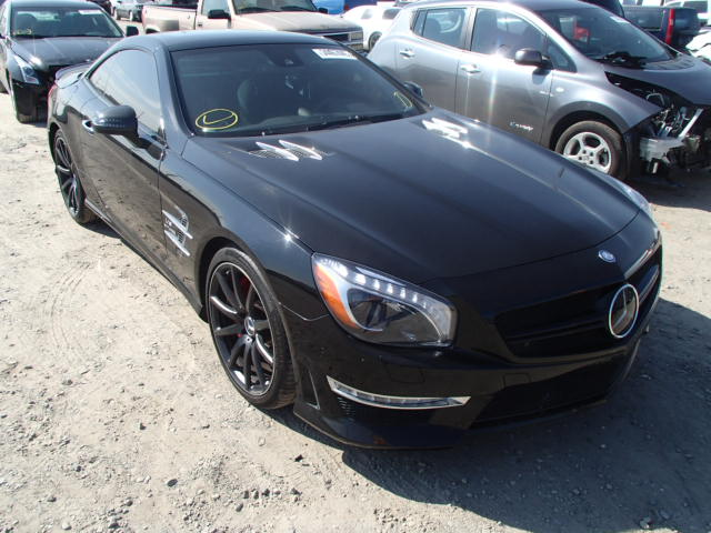 Auto Auction Ended On Vin Wddjk7eaxff032264 2015 Mercedes Benz Sl63 Amg In Ca Los Angeles