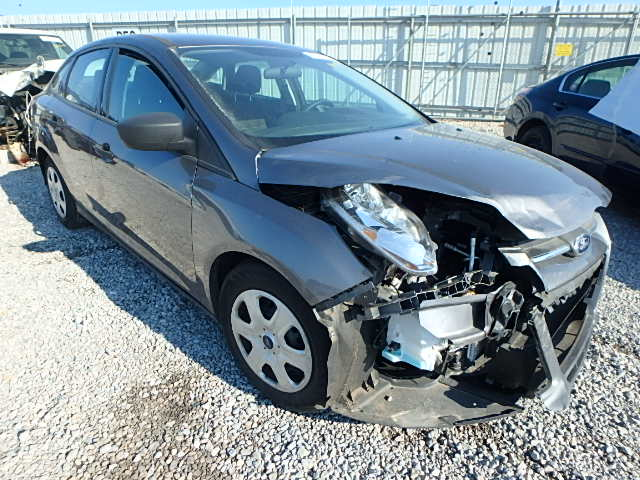 1FADP3E27DL258969 - 2013 FORD FOCUS