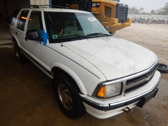 Auto Auction Ended On Vin 1gndt13w6t2112543 1996 Chevrolet Blazer