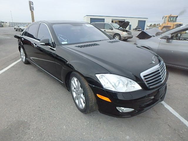 Auto auction ended on vin wddng71x38a229810 2008 mercedes for Mercedes benz for sale el paso