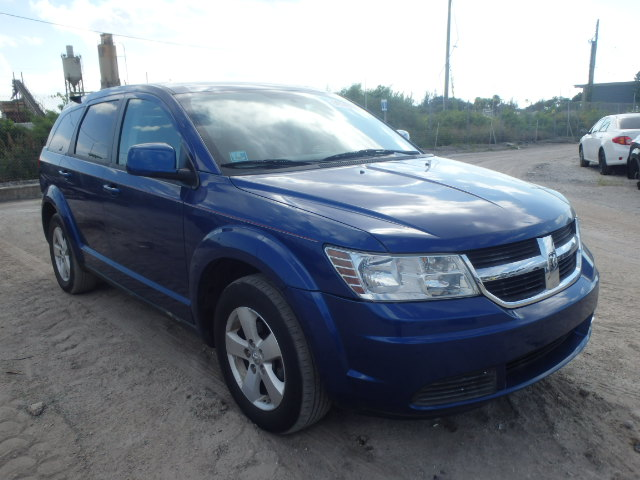 3D4GG57V39T567850 - 2009 DODGE JOURNEY SX
