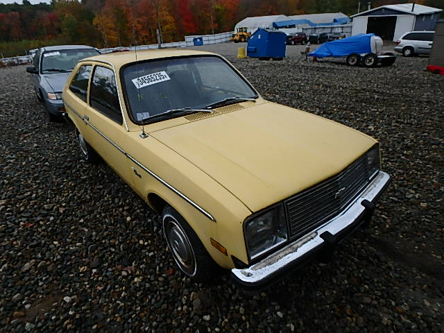 auto auction ended on vin 1b089ay322205 1980 chevrolet chevette in ma west warren auto auction ended on vin