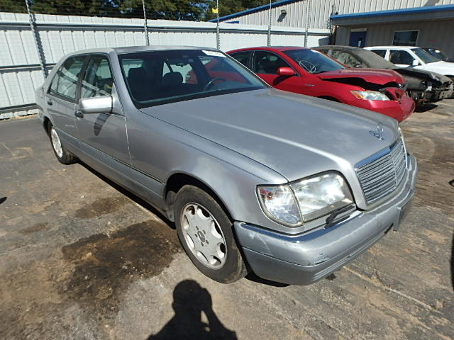 Auto auction ended on vin wdbga43e8ta314387 1996 mercedes for Mercedes benz south atlanta service