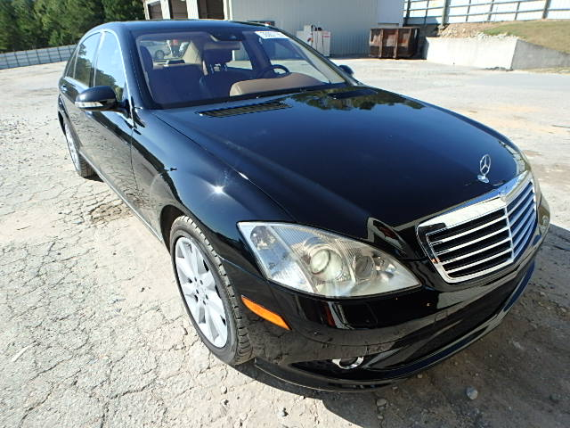 Auto auction ended on vin wddng71x77a071423 2007 mercedes for Mercedes benz s550 for sale in atlanta ga