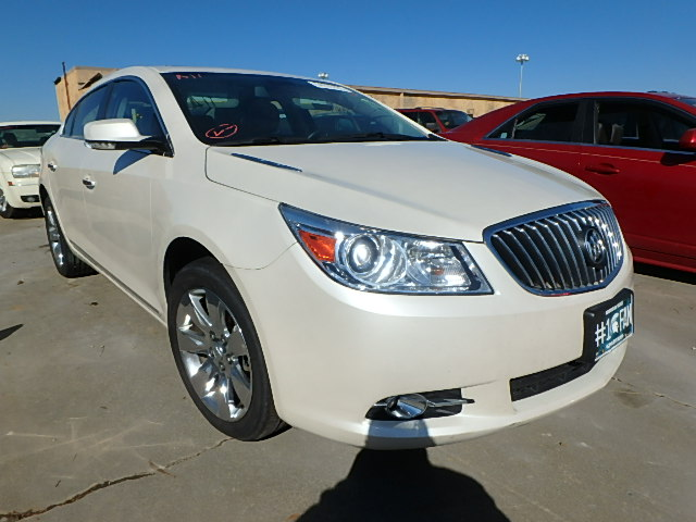 Auto Auction Ended On Vin 1g4gg5e32df222550 2013 Buick