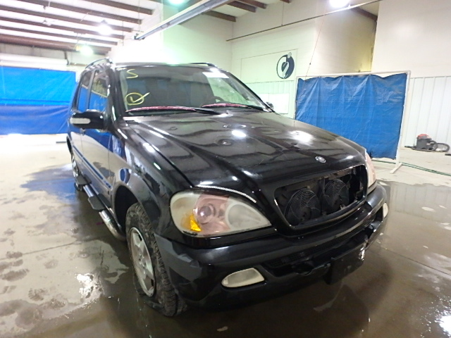 Auto auction ended on vin 4jgab54e03a395843 2003 mercedes for Mercedes benz henrietta ny