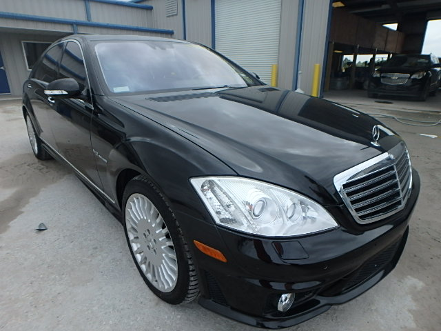Auto auction ended on vin wddng71x07a090007 2007 mercedes for Used mercedes benz s550 for sale in houston tx