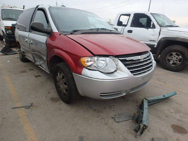 2006 CHRYSLER TOWN & COU 3.8L