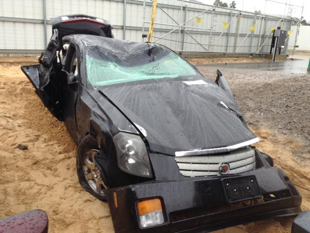 Salvage 2007 Cadillac CTS for sale