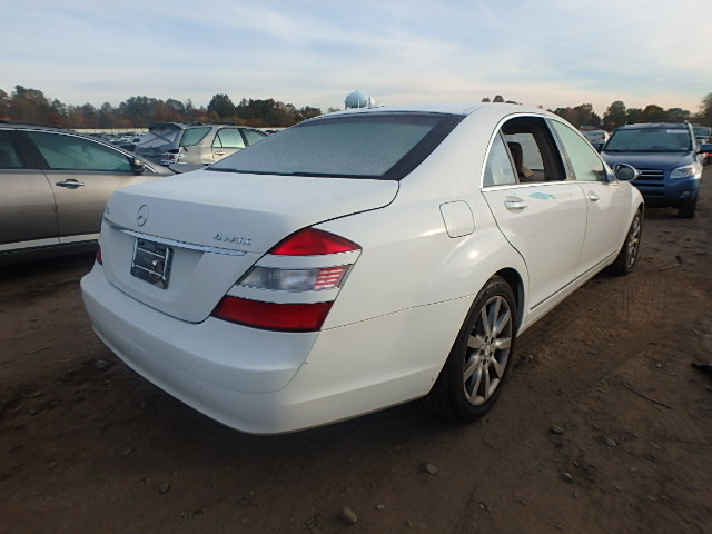 Wddng86x78a208554 2008 white mercedes benz s550 4mati on for White s550 mercedes benz for sale