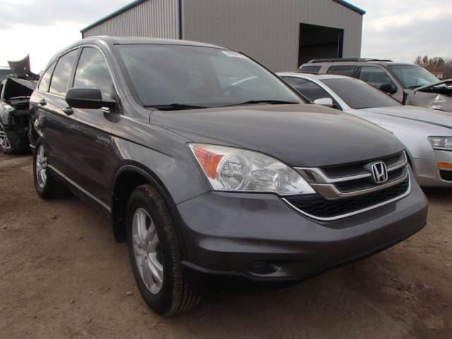 5J6RE3H57AL004440 - 2010 HONDA CR-V EX