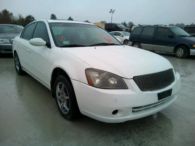 Salvage 2005 Nissan ALTIMA S/S for sale