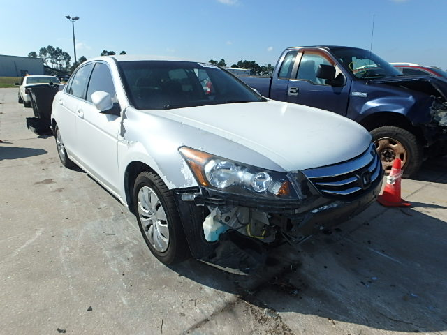 1HGCP2F36CA121685 - 2012 HONDA ACCORD LX