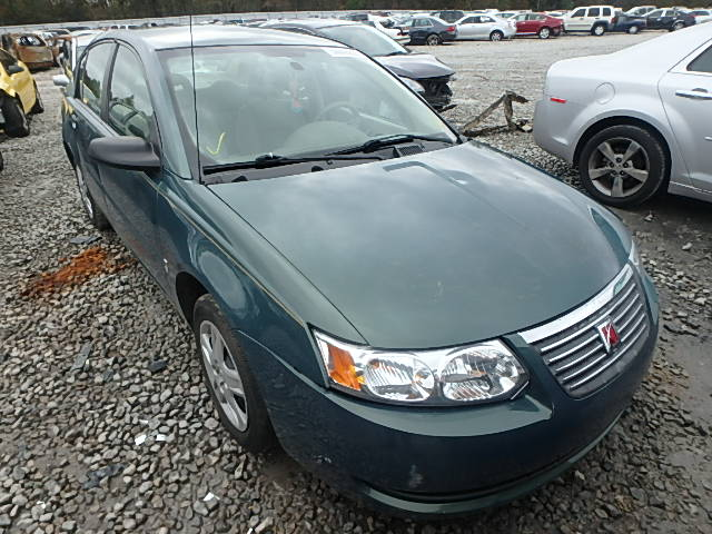 1G8AJ55F57Z176957 - 2007 SATURN ION LEVEL