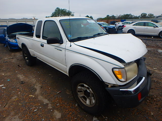 Auto Auction Ended on VIN: 4TAWN72N0XZ493466 1999 Toyota Tacoma Xtr in Jackson, MS