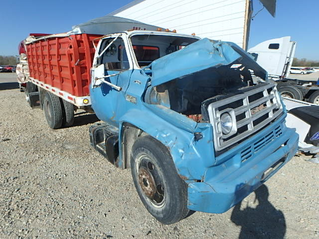 Auto Salvage Wichita Ks >> Auto Auction Ended on VIN: TCE616V588476 1976 Gmc 6000 in KS - Wichita