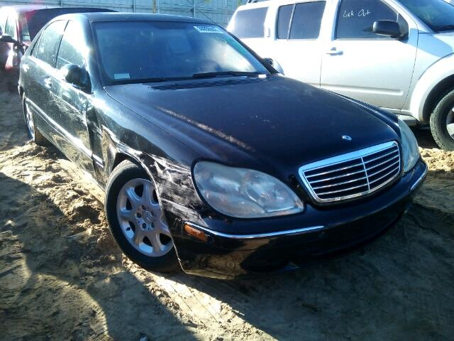 2002 mercedes benz s500 for sale sc columbia salvage for Used mercedes benz columbia sc