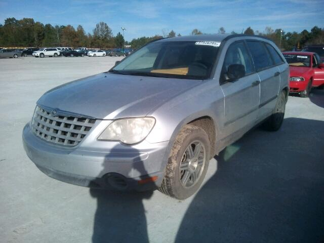 2A8GF48X87R326580 - 2007 CHRYSLER PACIFICA 4.0L Right View