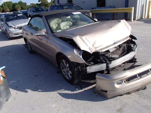 Auto auction ended on vin wdbtk65g54t028492 2004 mercedes for Ft pierce mercedes benz