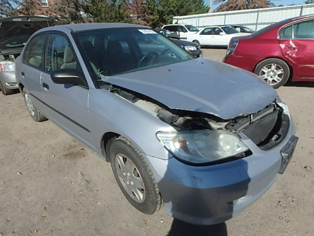 1HGES16355L029959 - 2005 HONDA CIVIC DX V