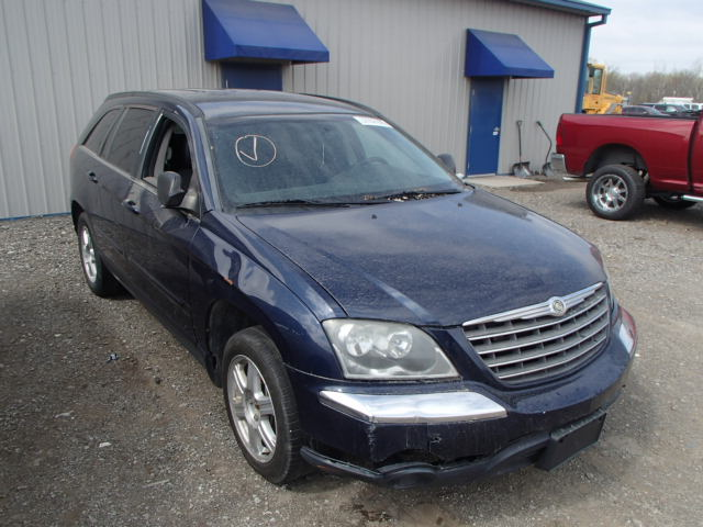 2A4GM68486R815570 - 2006 CHRYSLER PACIFICA