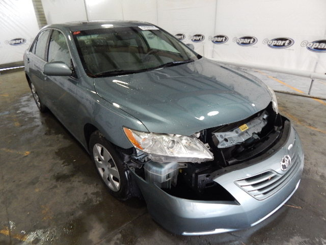 4T4BE46K89R080035 - 2009 TOYOTA CAMRY/SE/L