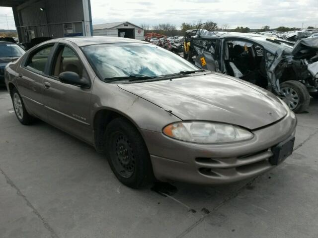 2B3HD46R6YH138896 - 2000 DODGE INTREPID