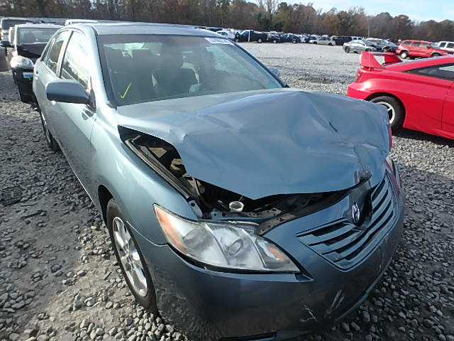 4T4BE46K69R104834 - 2009 TOYOTA CAMRY