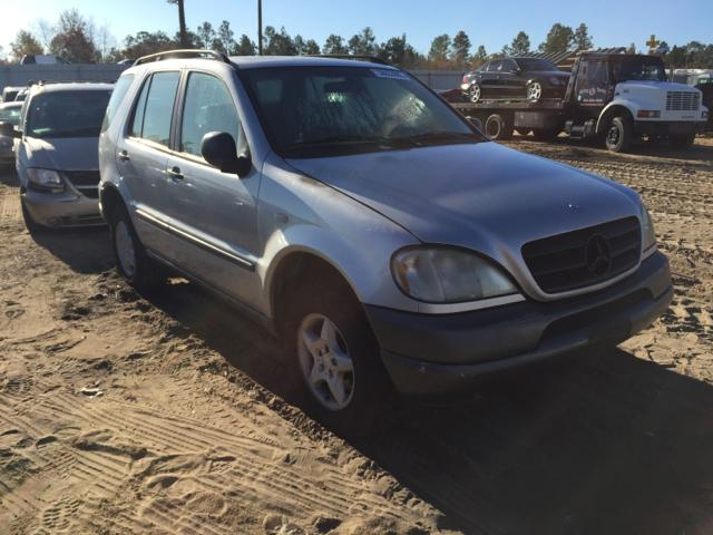 4JGAB54E2WA045232 - 1998 MERCEDES-BENZ ML320