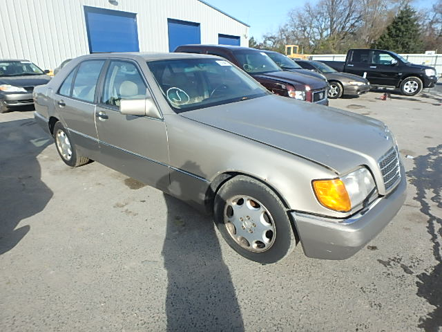 Auto auction ended on vin wdbgb34e6na054385 1992 mercedes for 1992 mercedes benz 300sd