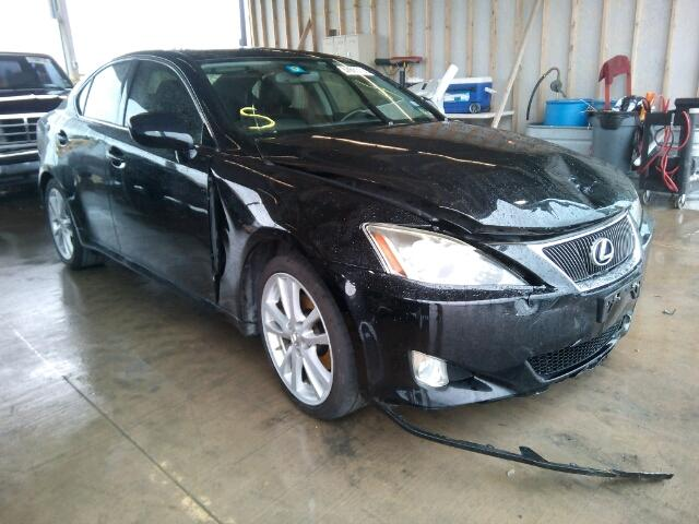 JTHBK262672036568 - 2007 LEXUS IS250
