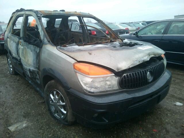 3G5DB03E22S526278 - 2002 BUICK RENDEZVOUS