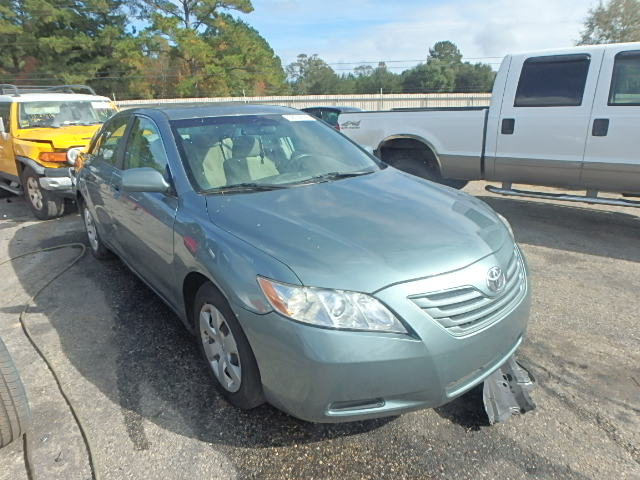 2007 TOYOTA CAMRY 2.4L