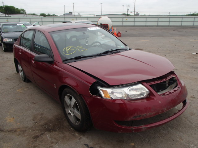 1G8AL58F06Z155146 - 2006 SATURN ION LEVEL
