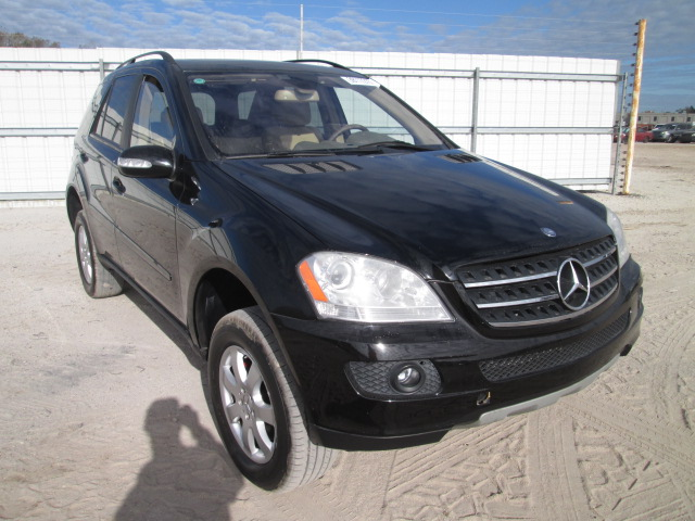 Auto auction ended on vin 4jgbb22e27a191721 2007 mercedes for 2007 mercedes benz ml320 cdi